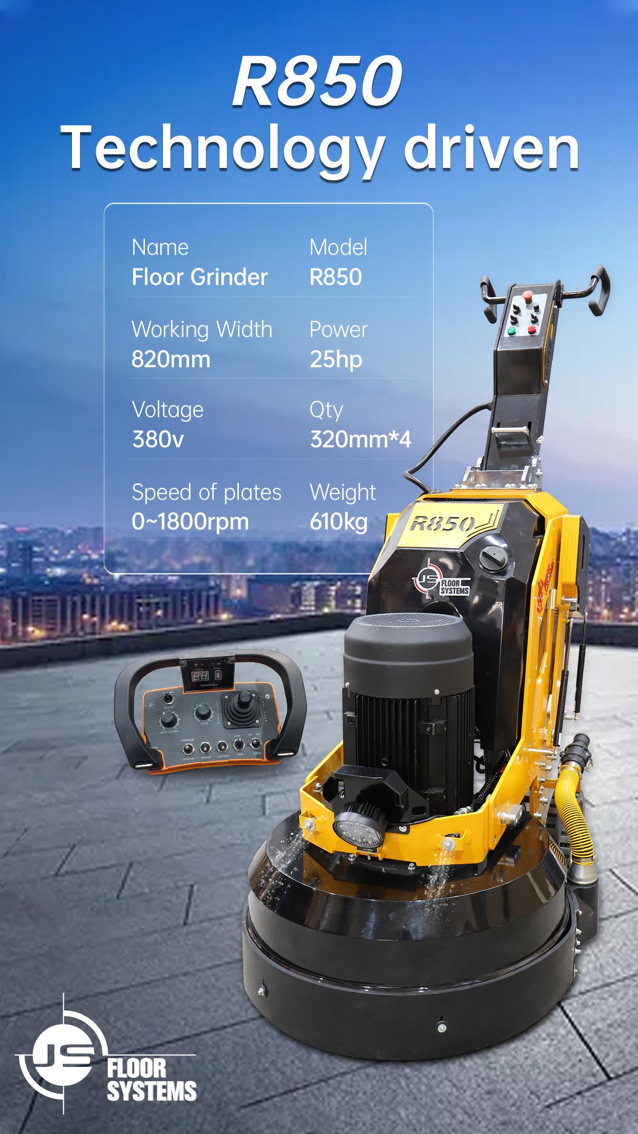 Floor Grinder R850